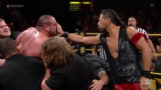 The Best And Worst Of WWE NXT 8/10/16: Tomorrow Never Nose