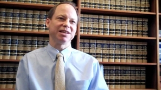 Brock Turner's Judge Delivered An Ultralight Sentence In A Child Porn Case