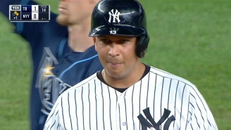 Alex Rodriguez Got To Be A Hero One Last Time In His Final Yankees Game