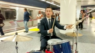 Joseph Gordon-Levitt Would Like You To Join His Band If That's Something You Might Be Into