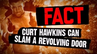 Curt Hawkins Is Coming Back To WWE With Some Sort Of Vague Chuck Norris Gimmick