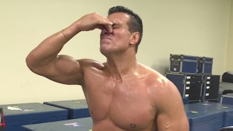Alberto El Patron Has Been Stripped Of The GFW World Title