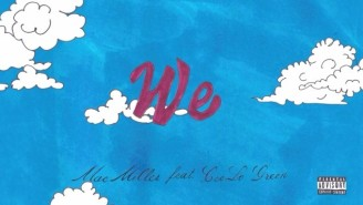 Mac Miller And CeeLo Green Team Up On Soulful Collab 'We'