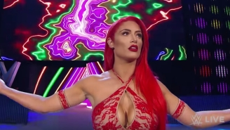 Eva Marie Has Officially Parted Ways With WWE