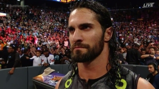 Seth Rollins Tells Brooklyn WWE Fans He's Disappointed In Them