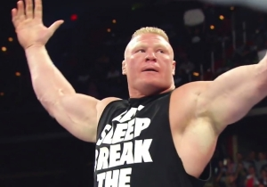 Brock Lesnar Will Be Fined And Suspended For One Year From MMA