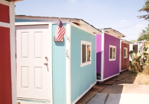 The Quest To Empower The Homeless, One Tiny House At A Time