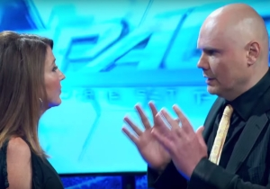 The TNA Sale Turns Ugly As Billy Corgan Sues Dixie Carter