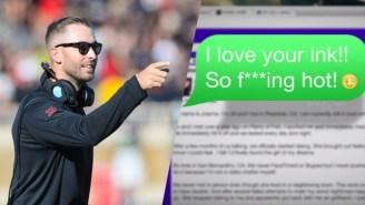 Texas Tech Uses Fake Social Media Accounts To Catfish Their Football Players