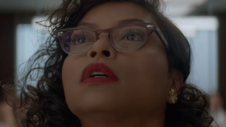 Watch the inspiring trailer for 'Hidden Figures' starring Taraji P. Henson