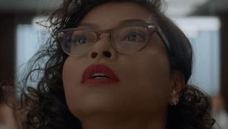 Watch the inspiring trailer for 'Hidden Figures' starring Taraji P. Henson