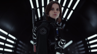 Is There Really Any Difference Between 'Rogue One' And Fan Fiction?