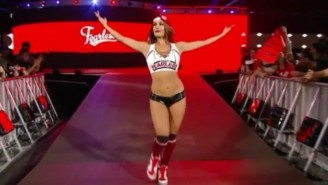 Nikki Bella May Have Signed Up To Be On 'Dancing With The Stars'