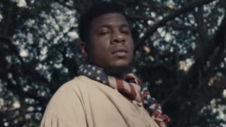 Mick Jenkins Is Swimming For Freedom In His New Video, 'Drowning'