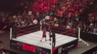 The Fan Who Tried To Attack Seth Rollins During WWE Raw Is Now Facing Criminal Charges