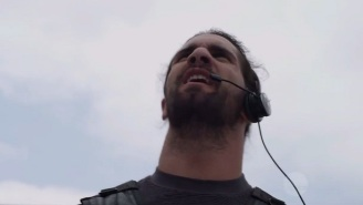 Watch WWE's Seth Rollins Save Mount Rushmore Using Isotopes Or Whatever In 'Sharknado 4'