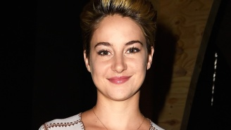 Shailene Woodley Lends Her Star Power To The Fight To Stop A $3.8 Billion Oil Pipeline In North Dakota