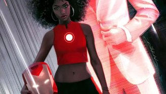 Marvel revealed the name of Riri Williams' Ironman alter ego – She Said, She Said