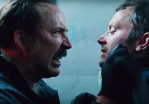 SHELF LIFE: Nicolas Cage and Elijah Wood surprise in sly thriller 'The Trust'