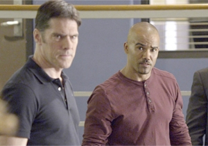 Long Time 'Criminal Minds' Star Shemar Moore Majorly Shades Thomas Gibson In Video
