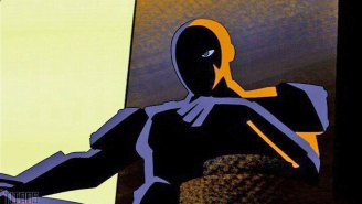 Sorry guys, but 'Teen Titans' Deathstroke will always be the best Deathstroke