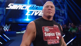 Smackdown's New Fox TV Logo Has Been Sighted