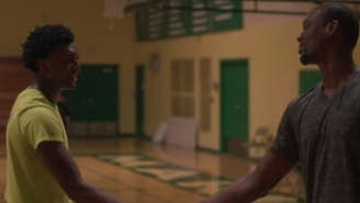 Watch Harrison Barnes Put The Country's No. 1 High School Freshman Through A Workout
