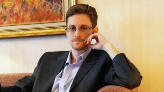 Edward Snowden Urges President Obama To Grant Him A 'Moral' Pardon