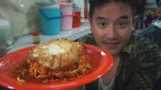 This Man Decides To Try The Spiciest Noodles In The World And Has Some Instant Regrets