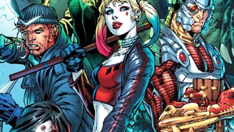 With 'Suicide Squad' #4 cover, Jim Lee outs himself as a 'Howard Stern' superfan