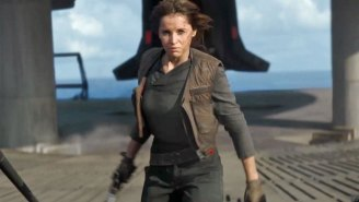 International 'Star Wars: Rogue One' trailer will have you asking who Jyn's father is