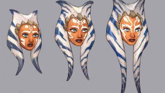 108 days until Star Wars: 'Rebels' concept art brings Ahsoka & Leia to life in this exclusive peek