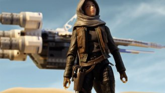 107 days until Star Wars: Official fan film shows off the 'Rogue One' toy line