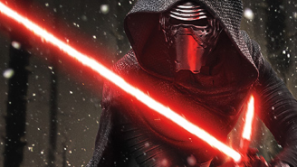 Star Wars Giveaway: Win this Kylo Ren photo signed by Adam Driver
