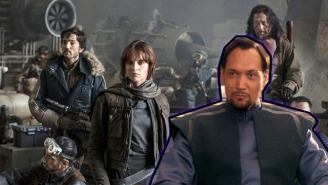 Another 'Star Wars' Alum Has A Cameo In 'Rogue One' To Bridge The Gap From The Prequels