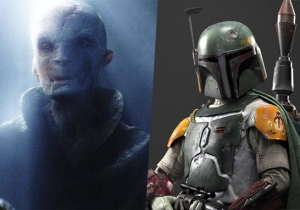 The Latest 'Star Wars' Fan Theory Frames The Identity Of Supreme Leader Snoke As A Classic Fan Favorite