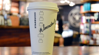 Starbucks Has Finally Bent To Customers' Insatiable Thirst For Almond Milk