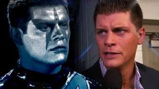 WWE Had An Amazing Idea For How To Use Cody Rhodes In The Brand Split