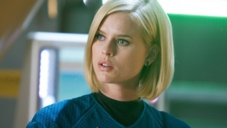 Here's Where Alice Eve's Carol Marcus Was During 'Star Trek Beyond'