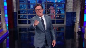 Stephen Colbert Once Again Reminds Us That He Loves 'Lord Of The Rings' Most Of All