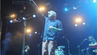 Smash Mouth Lead Singer Steve Harwell Had To Be Carried Off The Stage During A Festival Performance