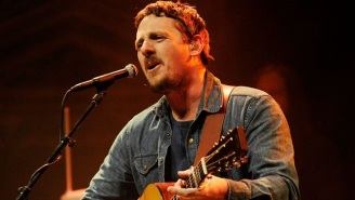 A Livid Sturgill Simpson Thinks The ACM Awards Are Taking Merle Haggard's Name In Vain