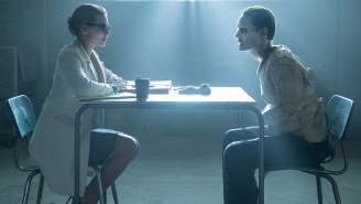 Exclusive: Listen to a track from the 'Suicide Squad' Arkham Asylum scene