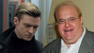 Justin Timberlake Comments On Lou Pearlman's Passing