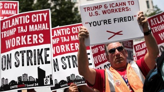 Trump's Taj Mahal Casino In Atlantic City Will Close Its Doors After Labor Day Weekend