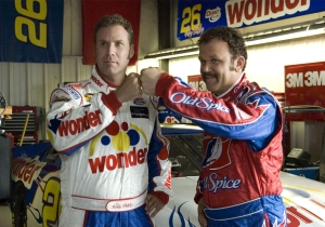 10 years ago today: 'Talladega Nights: The Ballad of Ricky Bobby' opened in theaters