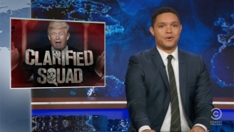 Trevor Noah Highlights The Insane Difficulty In Being Donald Trump's Surrogate