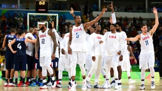 The Roster For Team USA's 2019 FIBA World Cup Training Camp Has Been Officially Revealed