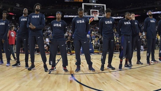 Team USA Players 'Accidentally' Went Into A Famous Rio Brothel