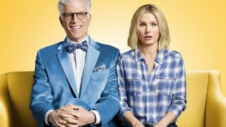 'The Good Place' is comedy heaven